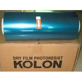 Film Fotosensible Fotopolimeros Pcb Placas Circuitos Impreso