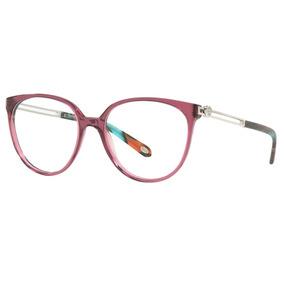Armacao Oculos Acetato Tiffany - Óculos no Mercado Livre Brasil 15e7dc2236