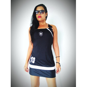 Roupa Bebe Botafogo - Vestidos de Bebê no Mercado Livre Brasil a0dcb0a7f9fbe