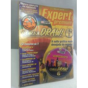 Revista Com Cd Exper-t Premium Corel Draw 6 Lacrada