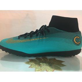 477d26a68d7ae Tenis Nike Para Futbol 7 - Tacos y Tenis Nike Turquesa de Fútbol en ...