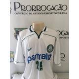 ** Palmeiras # 25 Galeano # Reebok # Usada Em Jogo ***