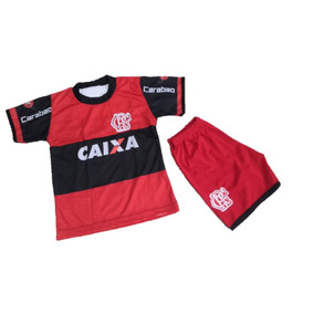 Kit Uniforme Completo Flamengo - Camisetas Manga Curta no Mercado ... 086e0cbf1b503