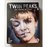 Twin Peaks O Mistério Blu Ray (lacrado 10 Discos) Amaray