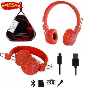 Fone De Ouvido Bluetooth, Radio E Microfone Dc-f310
