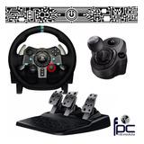 Fpc Kit Volante + Pedales + Palanca Logitech G29 Pc Ps4