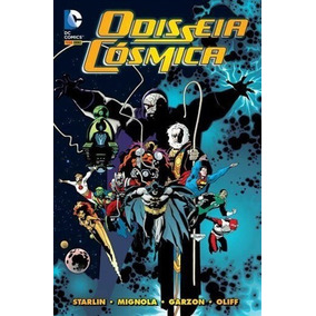 Hq Dc - Odisseia Cósmica (panini Books)