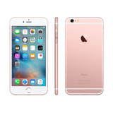 iPhone 6 Plus 64gb Rose Novo Garantia Lacrado