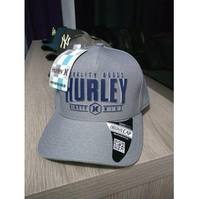 Boné Trucker Hurley - Bonés Hurley Masculino no Mercado Livre Brasil 4be06477900