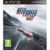 Need For Speed Rivals Ps3 Goroplay Digital