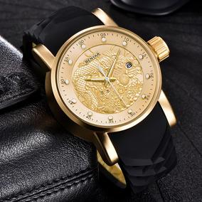 Relógio Masculino Luxo Benyar Original Prova D