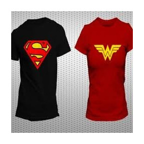 Playera En Pareja Superman Mujer Msrsvilla Be Woolfshop