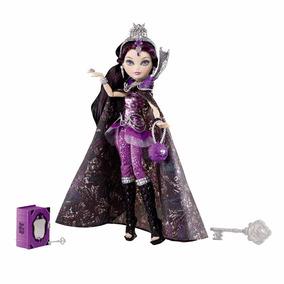 Boneca Ever After High Mattel Raven Queen Dia Do Legado