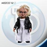 Tiffany Novia De Chucky Mega Scale Con Sonido Mezco