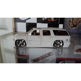 Miniatura Gmc Denali Jada Toys Dub Escala 1/24 Rara