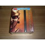 Bluray Gladiador - Hdzeta Exclusive Steelbook / Boxset Tripl