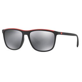 Oculos De Sol Emporio Armani Espelhado - Calçados, Roupas e Bolsas ... 8c3d469b84