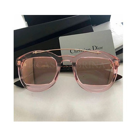 2a3d1c10f7c6f Oculos Espelhado Rosa De Sol Dior - Óculos no Mercado Livre Brasil
