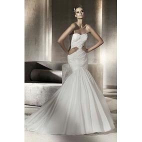 Imagenes de vestidos de novia en color beige