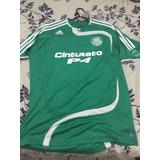 Camisa Do Palmeiras Usada Em Jogo Deyvid 11