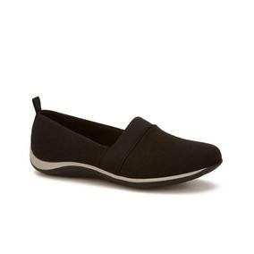 Mocasines Andrea Sneakers Negros Confort 2510569 Mod. 4107