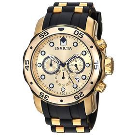 Reloj Para Hombre Invicta 17885 Pro Diver 12msi Envio Gratis