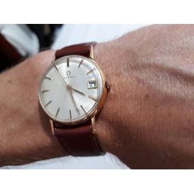 a11a3ee4eff Relógio Ômega Antigo Ouro Maciço 18k Para Colecionadores!