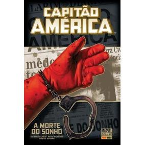 Capitão América - A Morte Do Sonho, Capa Dura 274págs Panini