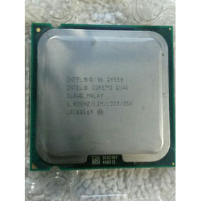 Intel Core 2 Quad Q9550 2.83ghz 1333mhz 12mb Lga775
