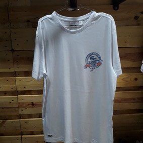 Camisetas Lacoste Originais Lancamento Direto - Camisetas Manga ... 0ab90de9cf