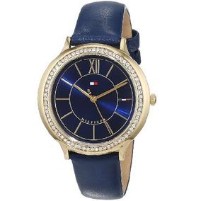 Relógio Analógico Tommy Hilfiger Candice 1781852 Couro