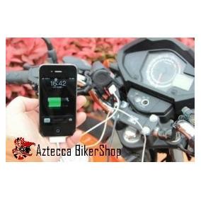 aaf176dafd4 Kit Cargador Para Celular Para Moto en Mercado Libre México