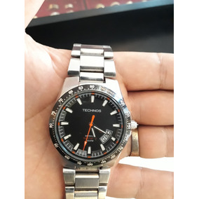 9cbed29ab92 Relogio Technos Skydiver Tachymetre 10 Atm - Relógios no Mercado ...