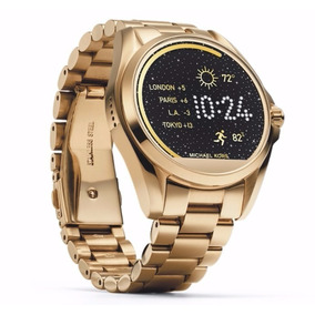 Relogio Michael Kors Smartwatch Rose - Relógio Michael Kors Feminino ... c4cfad5e0e