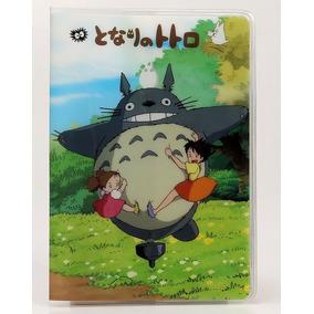 be387187f Totoro Porta Pasaporte Viajes Protector Mi Vecino Totoro