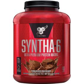 Proteina Syntha 6 Bsn 48 Ser 5lb Chocolate Milkshake