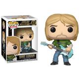 Funko Kurt Cobain #65 Nuevo Original Y Sellado De Usa!