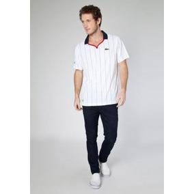 Camisas Da Lacoste Original - Calçados, Roupas e Bolsas Branco no ... b1a0533a93