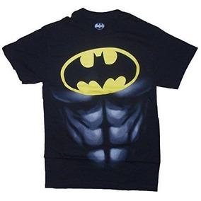Playera Dc Comics Batman Pequeña Negro Tamps