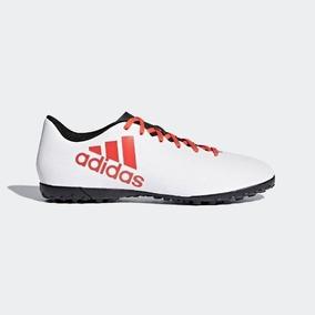 Chuteira Adidas 11 Pro Nova Society Branca E Vermelha - Chuteiras ... ffc6720b88e8e