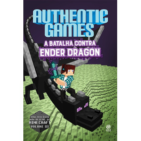 A Authentic Games Batalha Contra Ender Dragon