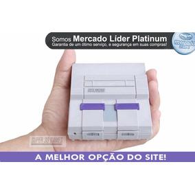 Mini Super Nintendo 8 Mil Jogos 2 Controles Envio Imediato.