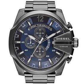 Relógio Diesel Masculino Mega Chief Dz4329/1an
