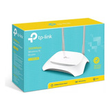 Router Wifi Tp Link Tl Wr840n 2 Antenas 2.4ghz 840n 300 Mbps