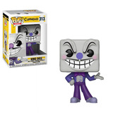 Funko Pop! Cuphead: King Dice #313