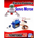 Servo Motor En Electronica Mitecnotienda.net