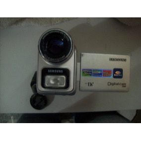 Videocámara Filmadora Samsung Scd103 Minidv