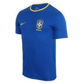 Tenis Nike Cbf - Camisetas e Blusas no Mercado Livre Brasil 4612e174ee38c