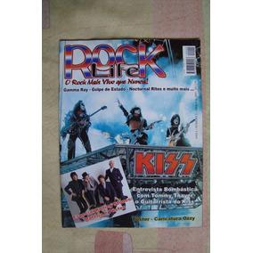 Revista Rock Life N° 2 - Outubro 2005