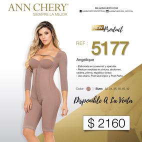 Faja Liposucción Angelique 5177 Postparto Ann Chery
